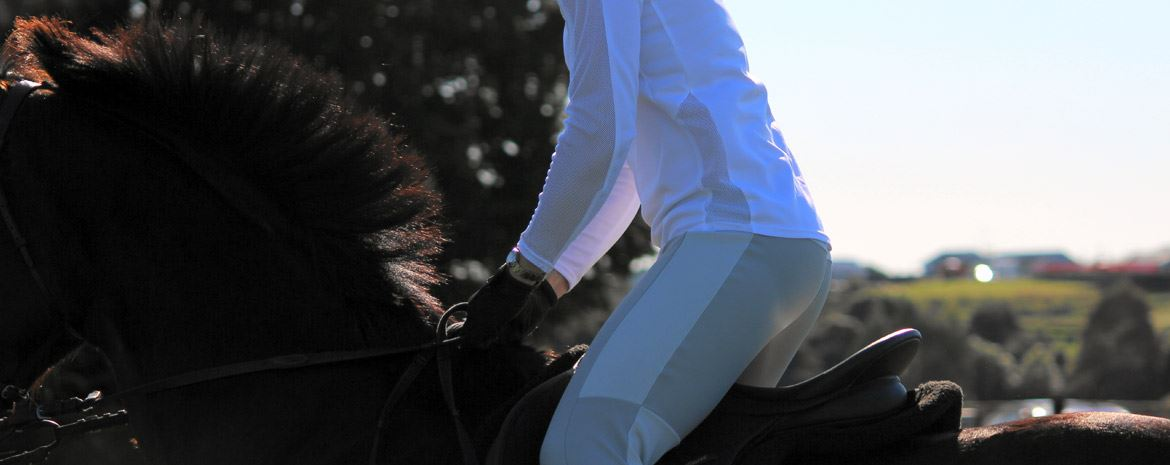 Riding jackets, jodhpurs and tops from Ridir Clothing