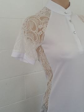Picture of Show shirt with lace