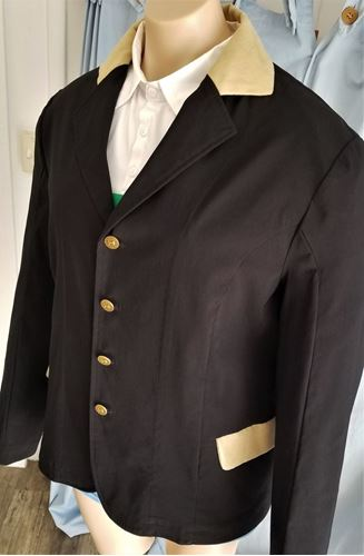 Picture of  Men's Stretch Jacket black