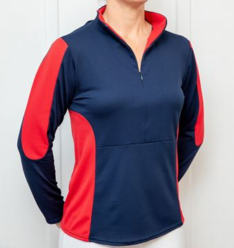 Picture of CPT - Collared Paneled Top