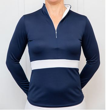 Picture of Cross Country Zip Front Top